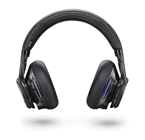 Plantronics Backbeat Pro Wireless Noise Cancelling Headphones with Mic