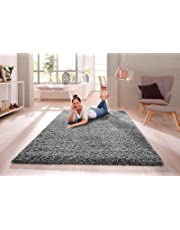 VICEROY BEDDING SHAGGY RUG Modern Rugs Living Room Extra Large Small Rectangular Size Soft Touch 30MM / 3cm Thick Pile Living Room Area Rugs Non Shedding