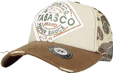 WITHMOONS Gorras de béisbol Gorra de Trucker Sombrero de Baseball ...