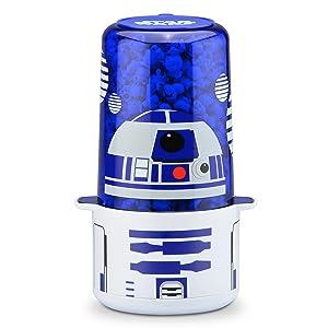 Star Wars R2-D2 Mini Stir Popcorn Popper
