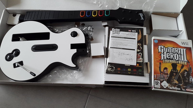 Gh3 Guitarra Sin Cables: Amazon.es: Videojuegos