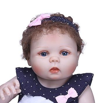 Amazon.com: Binxing Toys - Muñecas de bebé reborn de ...