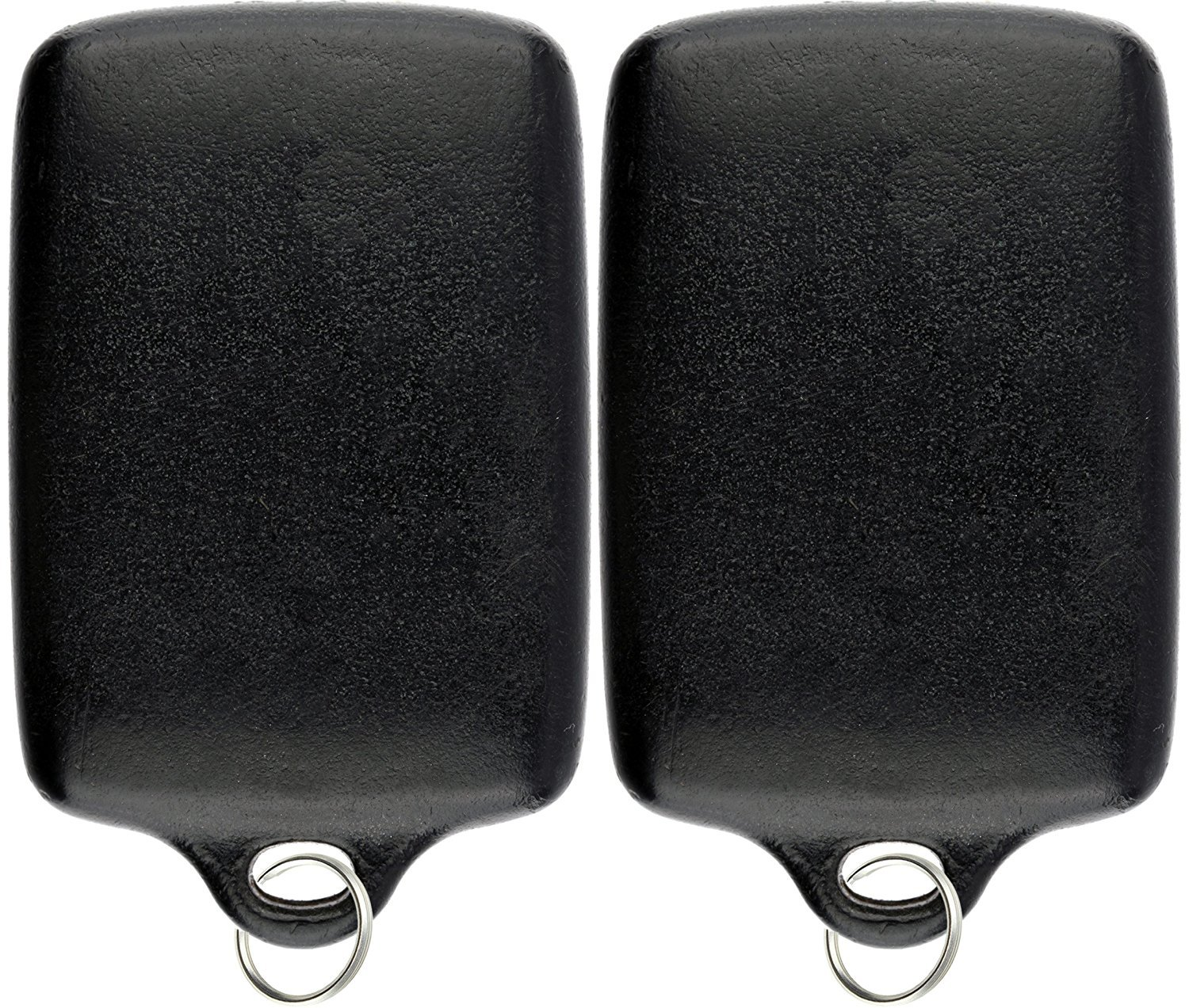 KeylessOption Keyless Entry Remote Control Car Key Fob Replacement for Camry GQ43VT7T Pack of 2
