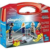 Playmobil Maletín de Bombero