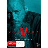 VIKINGS: SEAS 4 VOL 2 (3 DISC)