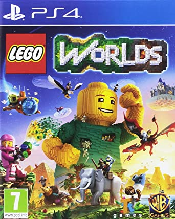 Lego worlds ps4 amazon pc video games lego worlds ps4 gumiabroncs
