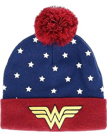 0452241c8a7c6 Juniors DC Wonder Woman Navy