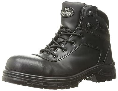 d618dd72d43 Amazon.com | Dickies Men's Lance Steel-Toed Work Boot | Industrial ...