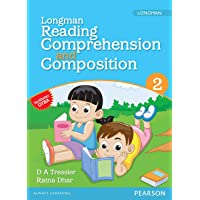 Develop Reading and Writing Skills of Kids, Longman Reading Comprehension and Composition Book, 7 - 8 Years (Class 2), By Pearson