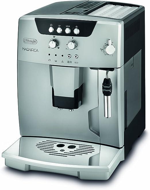 DeLonghi ESAM 04.120.S - Cafetera automática, 1450 W, 1.8 L, 42 ...