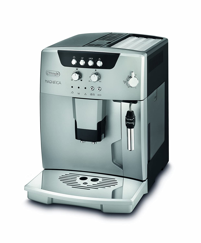 S   Coffee Makers (freestanding, Semi Auto, Coffee Pod, Ground Coffee,  Cappuccino, Black, Silver, Espresso): Amazon.co.uk: Kitchen U0026 Home