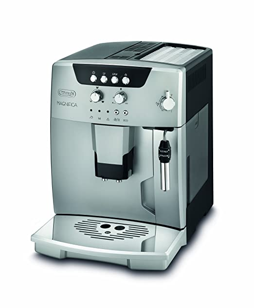 DeLonghi ESAM 04.120.S - Cafetera automática, 1450 W, 1.8 L ...