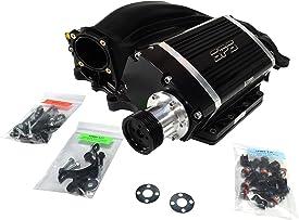 Sprintex 273A1003 Black Standard Supercharger System