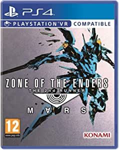Zone Of Enders The 2Nd Runner M∀Rs (Ps4)