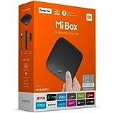 MI BOX 4K Ultra HD Set Top Box è lettore multimediale per Netflix e Youtube, Google Cast, Versione INT