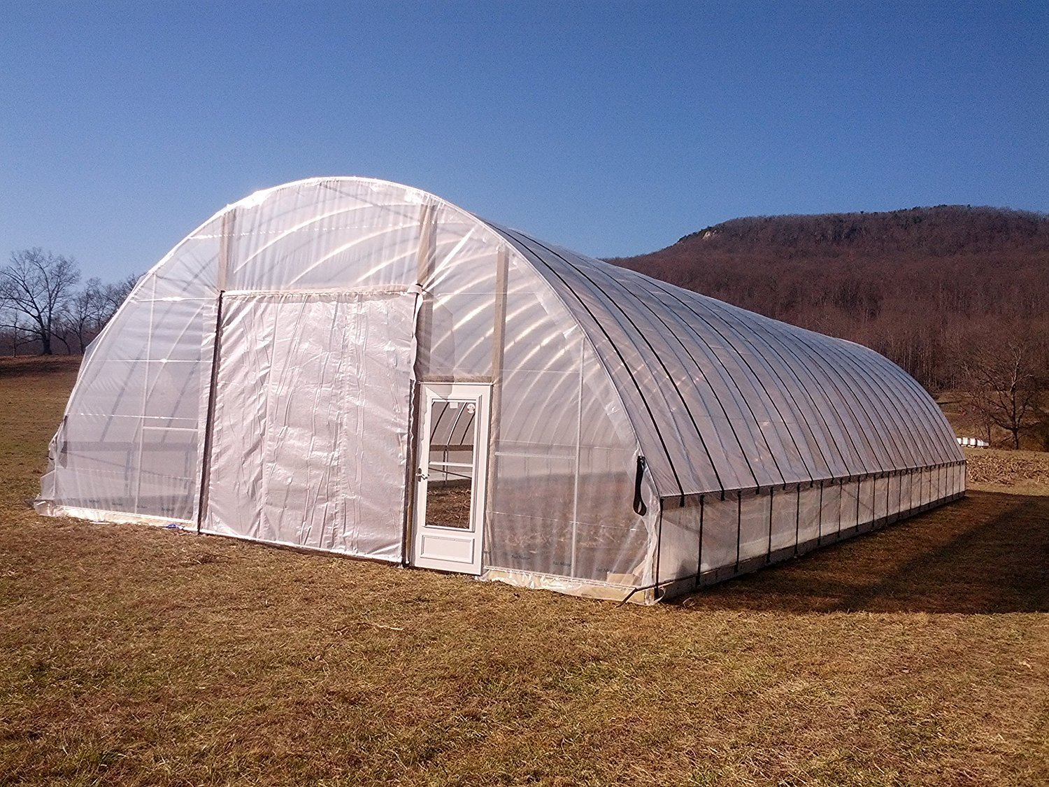 Sunview Greenhouse Film Clear 6 mil, 4 year, polyethylene plastic, 24ft x  30ft