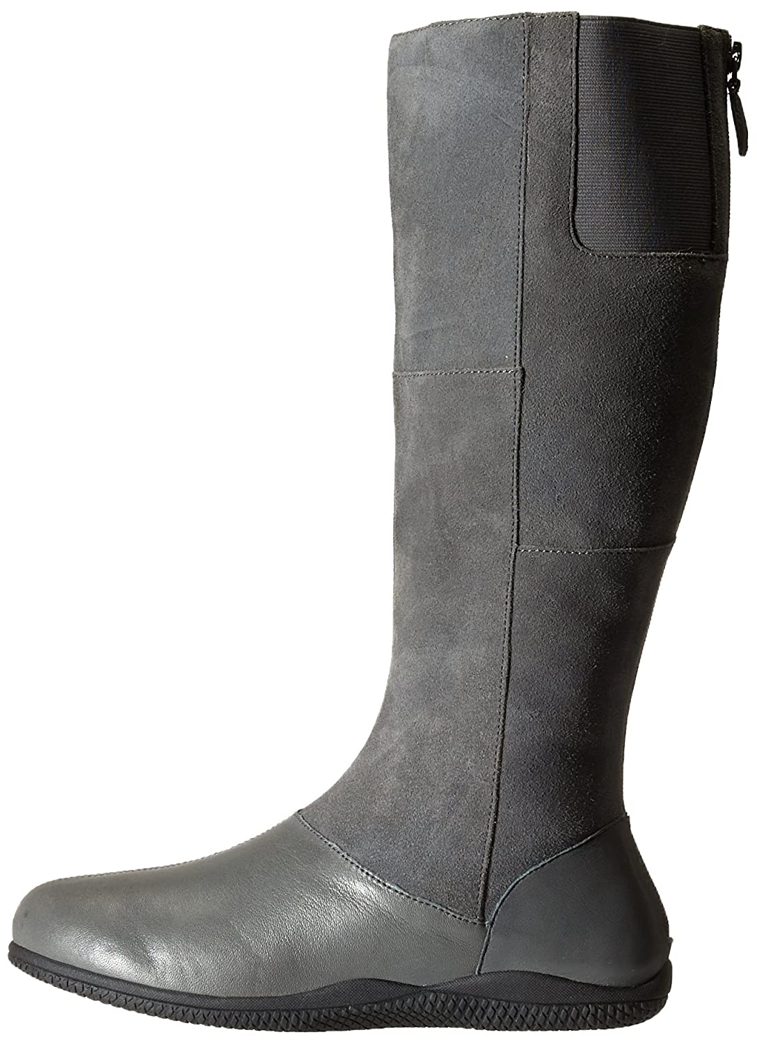 SoftWalk Women's Hollywood Winter Boot B00S01F1PA 8.5 B(M) US|Grey