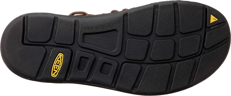 KEEN Mens Uneek Leather-m Sandal