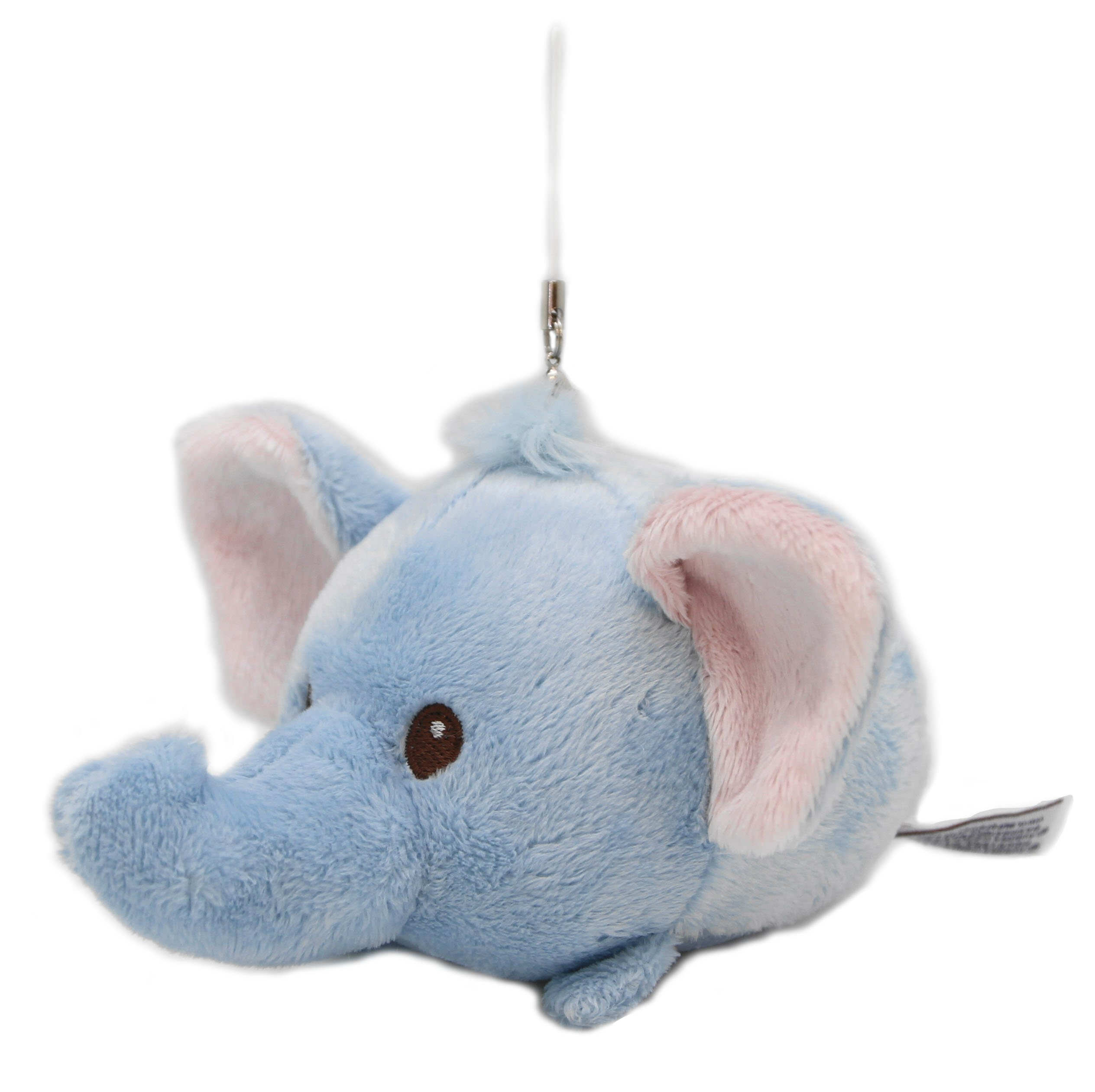Aurora world stuffed animals screen cleaner raging fire it up party elephant