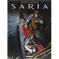SARIA T.01 : LES TROIS CLÉS