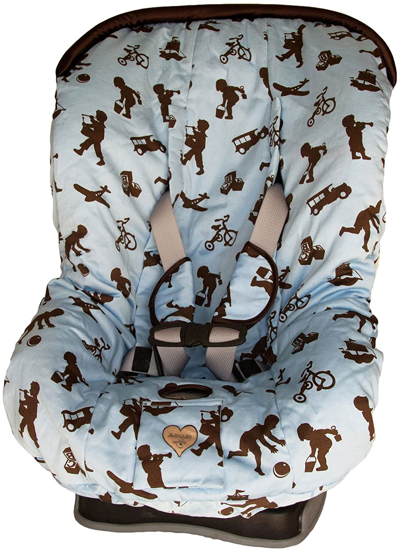 Terrific Amazon Com Baby Bella Maya Toddler Car Seat Cover Little Dailytribune Chair Design For Home Dailytribuneorg