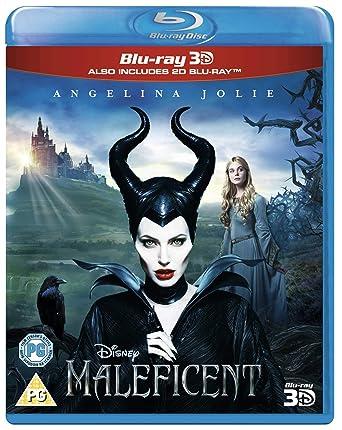 Amazon Com Maleficent Blu Ray 3d Blu Ray 2014 Region