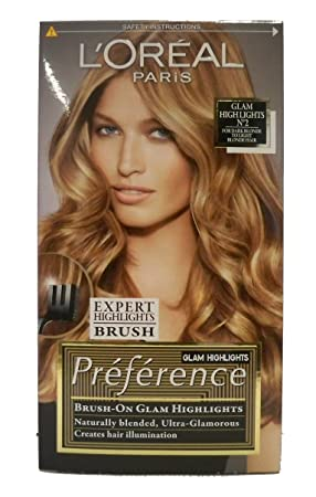 L Oreal Preference Glam Bronde No 2 Amazon Co Uk Health