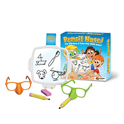 Fat Brain Toys Pencil Nose, Multi: Toys & Games