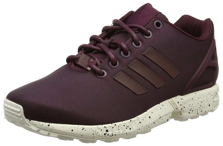 Adidas ZX Flux Schuhe Damen (Power Rot Collegiate Burgund) :