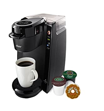 Oster Single Serve Coffee Brewer For Keurig K Cups Black Amazonca