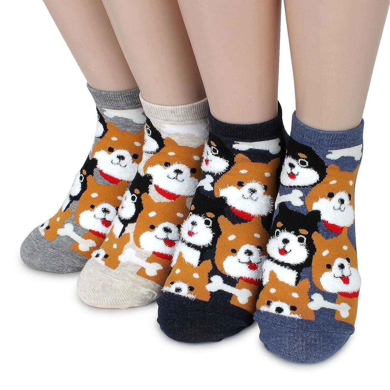 Intype Damen Socken M Ankle(do) 5pairs