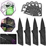 10 Pack Card Tool for Him, Male Valentines Gifts Credit Card Multi Pocket Tool, Wallet Knife Survival Multitool with Man…