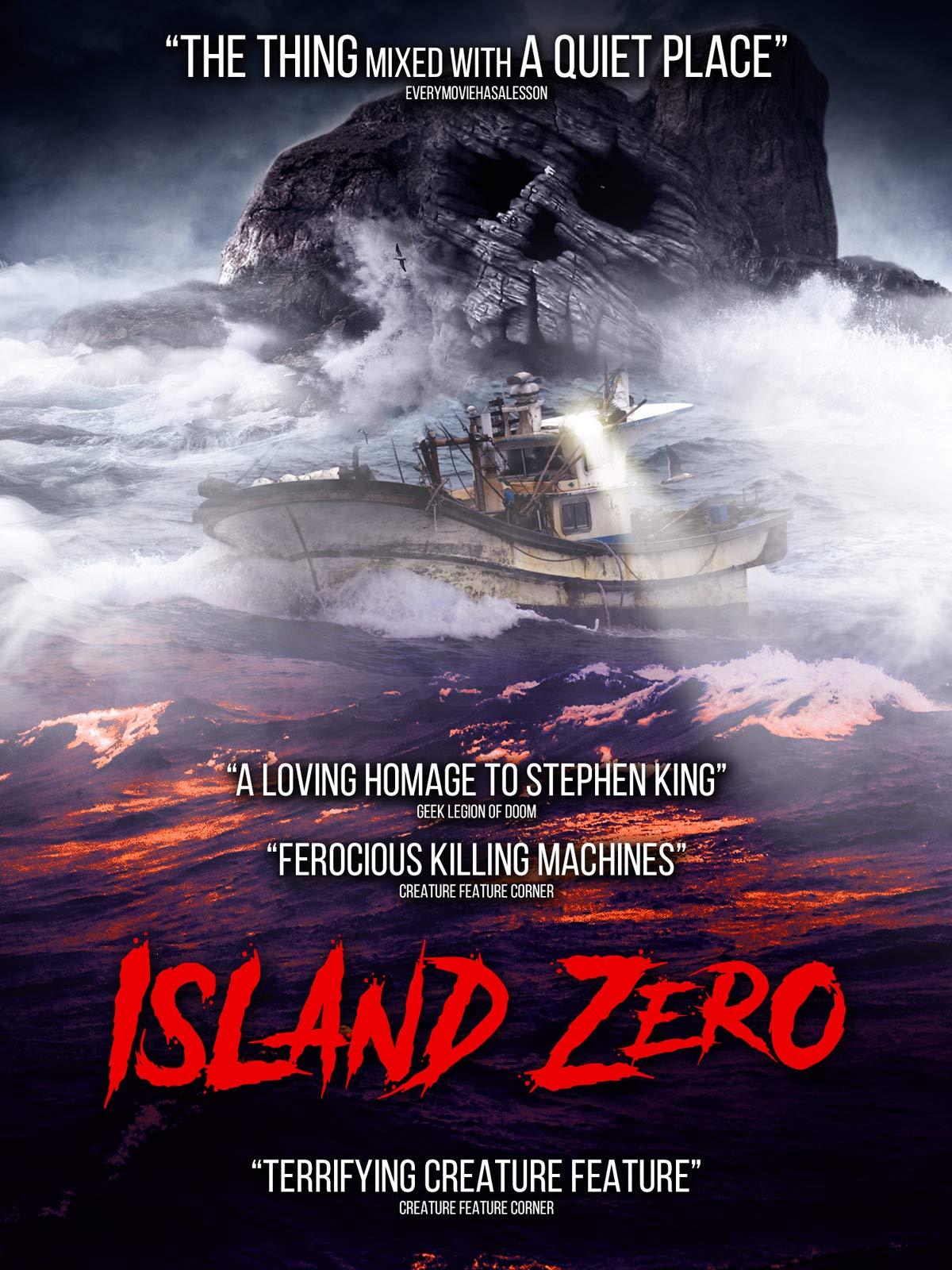 Island Zero on Amazon Prime Video UK