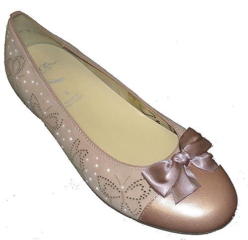 Ara 12 Y Complementos es Amazon Zapatos Mujer 31306 Bailarina Sardinia rawrv
