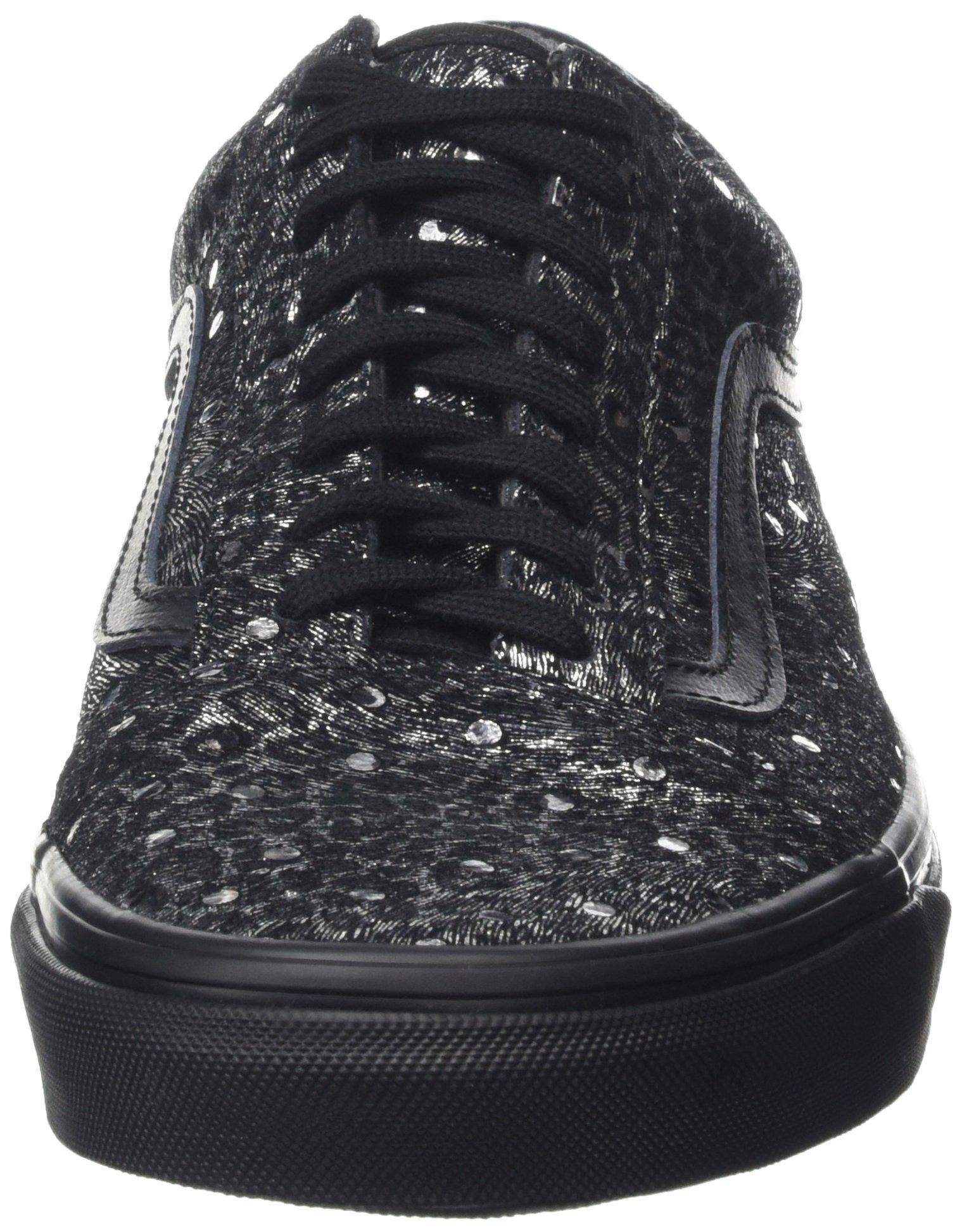 Vans Unisex Old Skool Skate Sneakers (8) by Vans (Image #4)