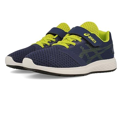 37d8fc7a22a831 ASICS Unisex Kids' Patriot 10 Ps Running Shoes: Amazon.co.uk: Shoes ...