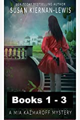 The Mia Kazmaroff Mysteries: Books 1-3 Kindle Edition