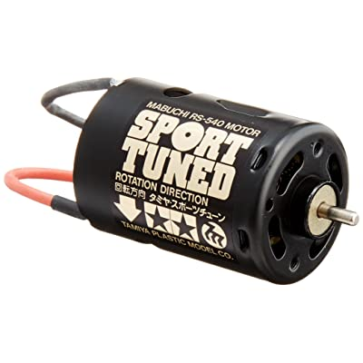 Tamiya RS540 Sport Tuned Motor: All 540: Toys & Games