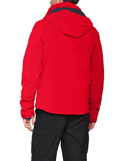 Helly Hansen Mens Alpha 3.0 Cold Weather Winter Waterproof Ski Jacket at Amazon Mens Clothing store: