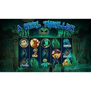 Halloween Slots Free Slot Machine Game: Amazon.es: Appstore ...