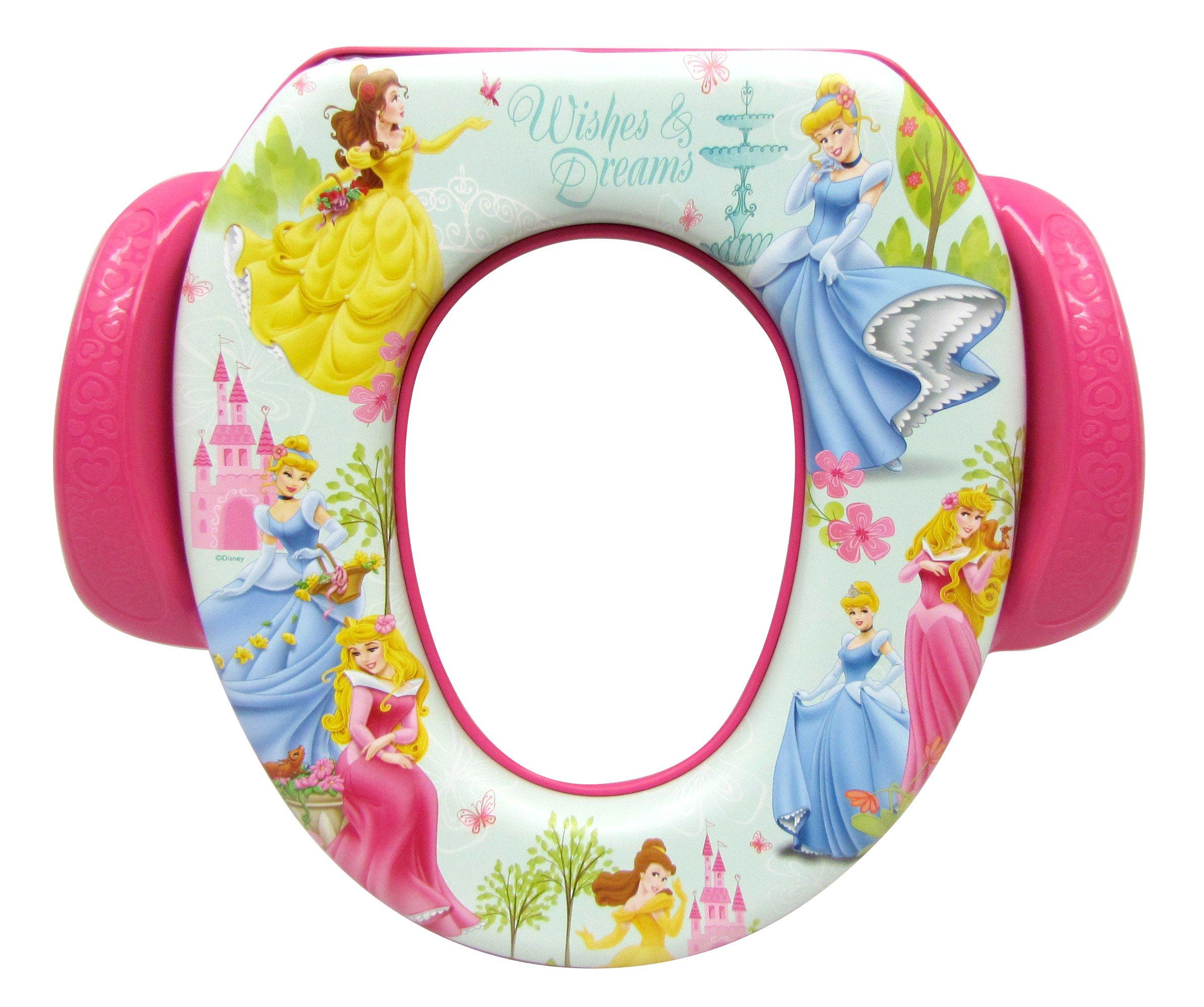 Amazon Com Disney Princess 2 Tier Step Stool Pink