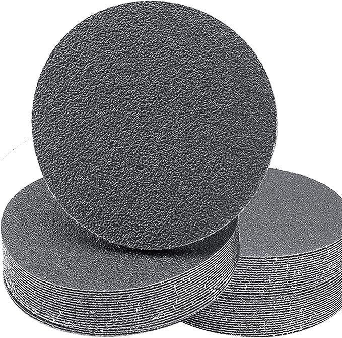 Körnung Set Auswahl Exzenter Schleifscheiben Schleifpapier Klett Sandpapier ver