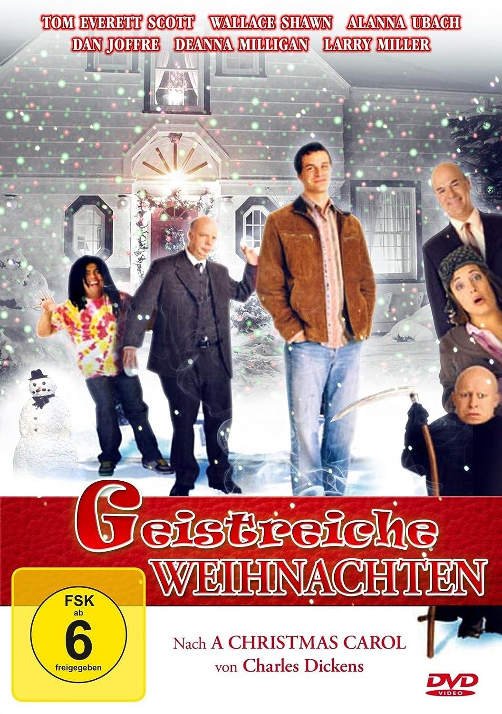 Geistreiche Weihnachten: Amazon.de: Tom Everett Scott, Verne J ...