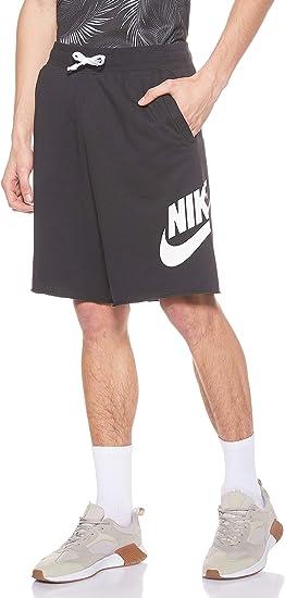 Nike M NSW He Short Ft Alumni Shorts de Sport M NSW HE Short FT Alumni Homme