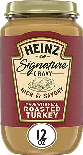 product image for Heinz Homestyle Turkey Rich & Savory Gravy (12 oz Jar)