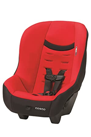 Cosco 22182CDEL Scenera Next Convertible Car Seat Candy Apple