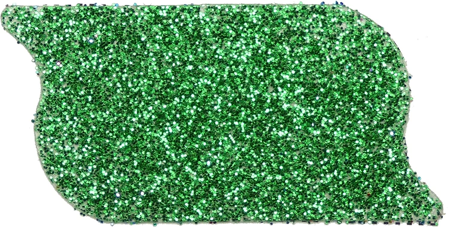 Sweet Dixie Extra Feiner Glitter Beutel Champagner Synthetisches Material Beige 6 x 1 x 7 cm