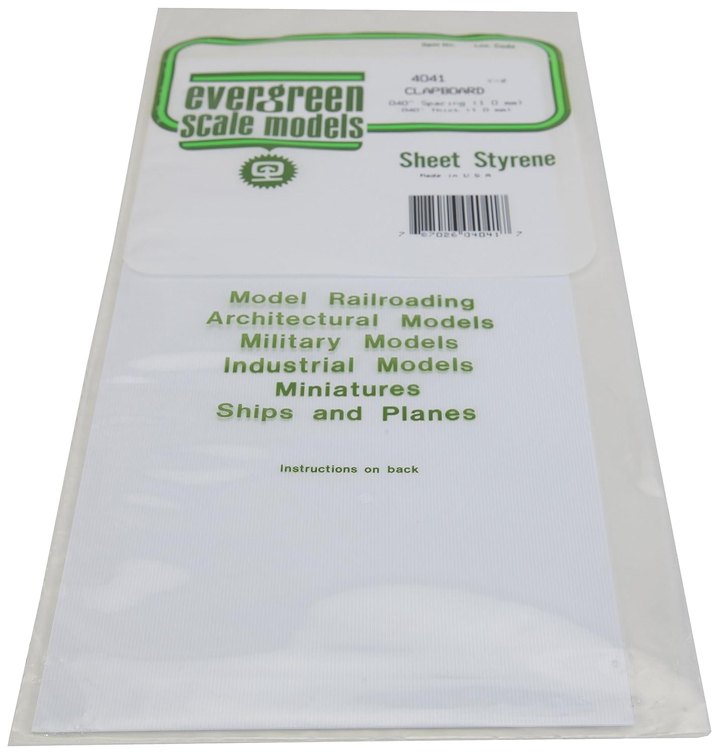 evergreen - Material de construcción para modelismo ferroviario (4041) Unknown