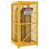 Global Vertical Cylinder Storage Cabinet