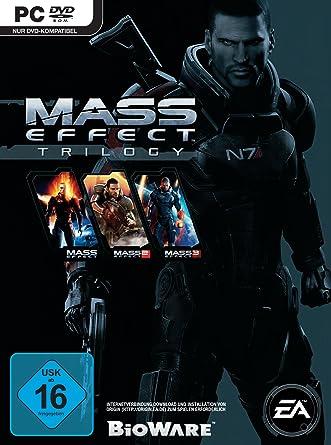 Mass Effect Trilogy Pc Amazonde Games
